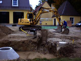 Kanalbau und Sanierung
